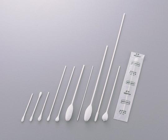 日本綿棒 メンティップ 耳鼻科・小児科 φ1.9×147mm 5P1501 (0-319-25)