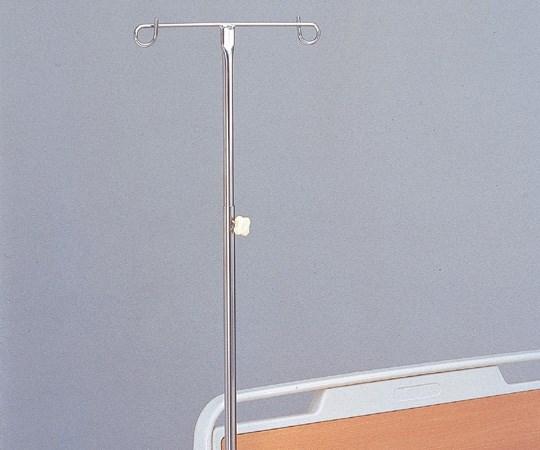 ベッド用イルリガートル掛金具 シーホネンス (0-5506-01) AB-11012