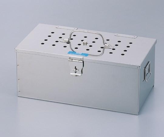 松本製器 卓上オートクレーブ用角カスト フタ・底開閉式 SL (0-9513-01)