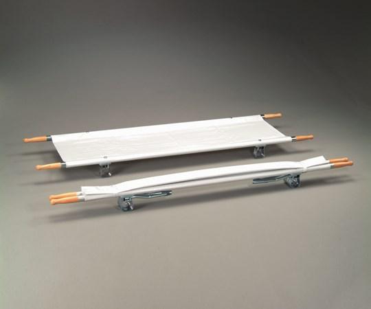 担架 二つ折り スチール 7.5kg MT-1 (0-9542-01)