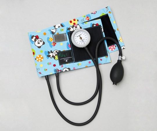ギヤフリーアネロイド血圧計 ループスライド可能型 成人用ブルー (8-1817-01)