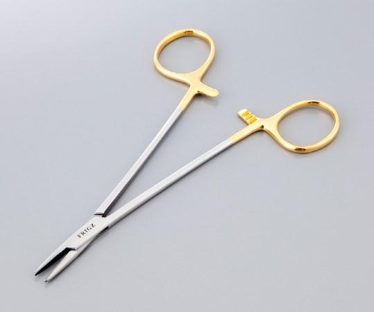 日本フリッツメディコ 持針器 (T/Cクライル・ウッド) C009-015B (8-4615-01)