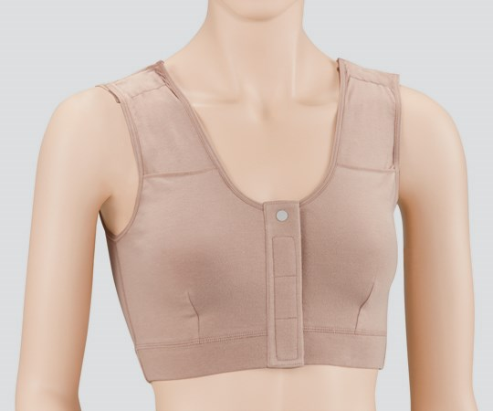 オオサキメディカル 伸縮胸帯 ソフトブレスタイ 送料無料 安売り 女性用 Lサイズ 8-5802-02 71203
