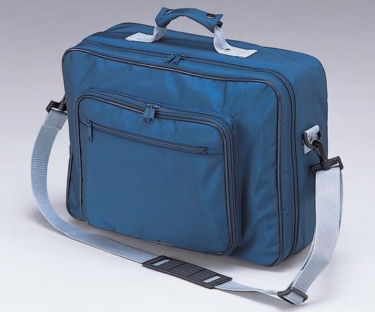 アズワン 訪問看護用3ウェイバッグ (デオドラントフィルム内装) ポーチ2個付き 59108 (8-8869-01)