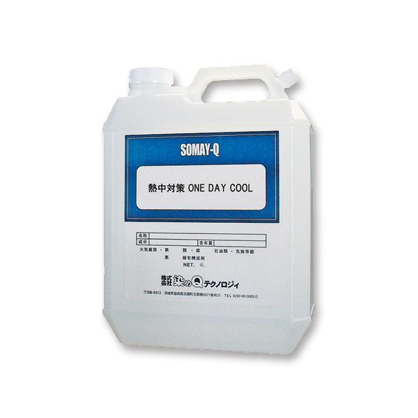 吸熱放熱剤 涼しいの何でか? 3.7L (2-3817-01)(旧商品名 ONE DAY COOL)