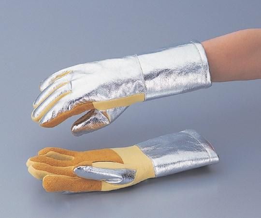 アズワン 耐熱手袋 防水タイプ フリーサイズ (1-7432-01)