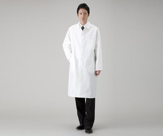 アズワン 白衣男性シングル (フッ素加工) SEN-HAK DAN1 (1-7487-01)