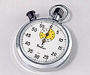 アズワン ストップウォッチ 60分計(1周60秒) 122-6401-00 (6-7150-03)