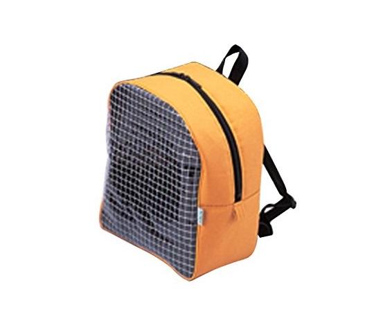 アズワン ナビス 救急・応急処置用バッグ 透明・耐寒タイプ リュック・中 (0-1597-15)