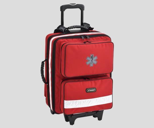 アズワン ナビス 救急3wayバッグEMB161-RD-0 (8-9112-01)※内容物は付属していません