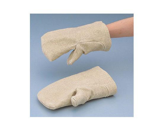 耐熱手袋 ゼテックスプラス ミットンタイプ 580mm 21112-2300-ZP (8-5317-03)