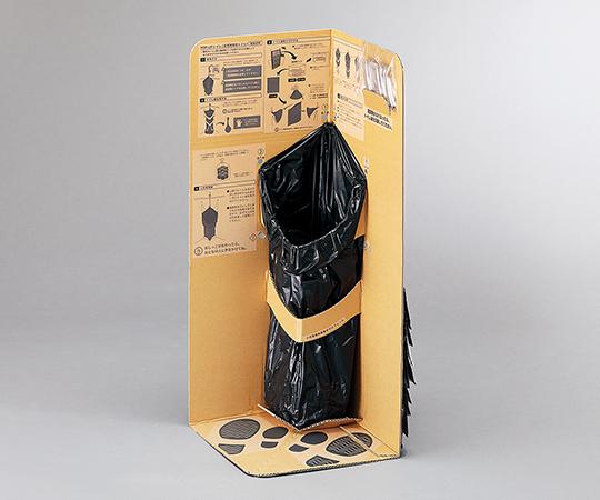 アズワン 非常用トイレ徳用セット POPUPトイレ ETS-100 (3-6664-01)