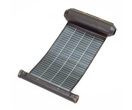 ブッシュネル 携帯型ソーラーパネルソーラーラップ250 (61-7345-20)