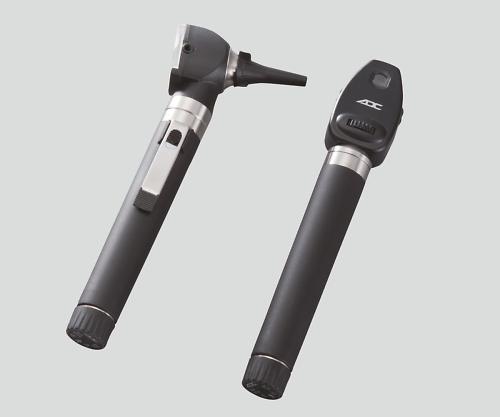 ADCポケット診断セット(検眼・耳鏡セット) 検眼・耳鏡セット ADC-5110N (7-1171-01)