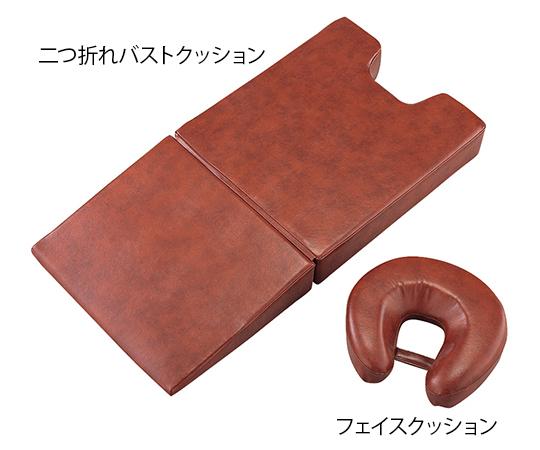 アズワン ナビス 腹臥位用 二つ折れバストクッション (7-3456-02)