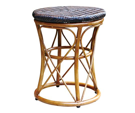 アルミ椅子 PPラタン デラックス 603583 (7-3575-02)