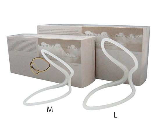 チンカラー 下顎固定閉口具 Mサイズ 10個入 (7-4077-01)