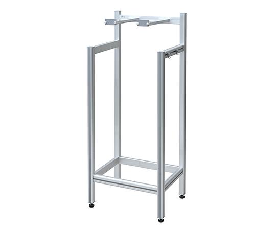 アズワン ナビス 松葉杖ラック アルミ製 吊り型 (7-4511-02)