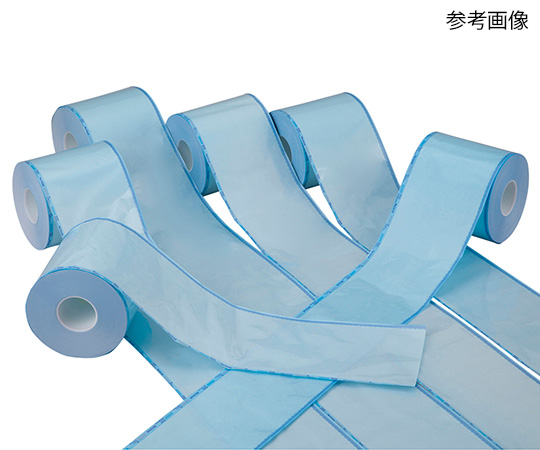 アズワン ナビス プロシェア滅菌ロールバッグ 200mm×200m SRP200 (8-5938-15)