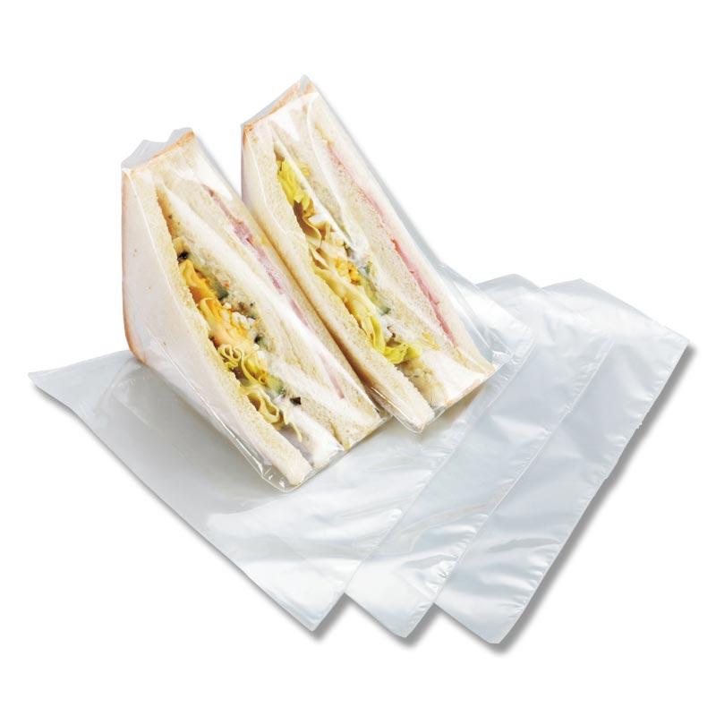 HEIKO サンドイッチ袋PP 80 4000枚(200枚入×20束) (006770180)