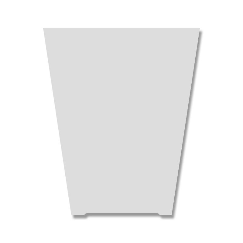 【10束セット】 HEIKO ボードンパック#20 160/250×300 1000枚(100枚入×10) (006763506)