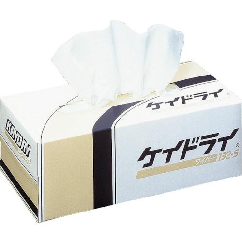日本製紙クレシア ケイドライ パルプ100% 1ケース(3枚重ね132組/箱×36箱入) 62701