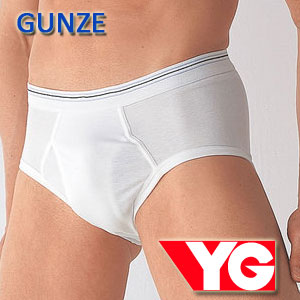 郡是 YG 男装内裤 (semibikini 型)-男士内衣
