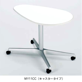 5,000円クーポン配布中! オカムラ クルーズ サイドテーブル CCタイプ(キャスター付) MY11CC MJ64