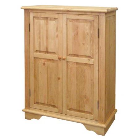 カントリー家具 キャビネット A012 食器やリビング小物をしっかり収納 アトリエシリーズ 人気