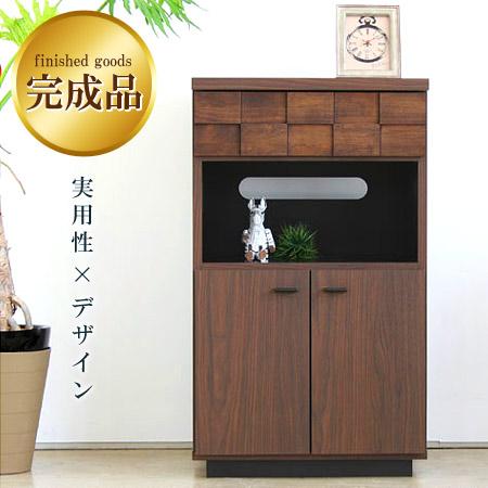 完成品お届け 贈物 安心の日本製 日本の近代居住スペースに映えるシンプルモダンなFAXボードです GART GALT COLK 電話台 FAX台 ガルト 50FAXボード 収納 食器棚 時間指定不可 人気 ブラウン キッチン収納 木製 コルク