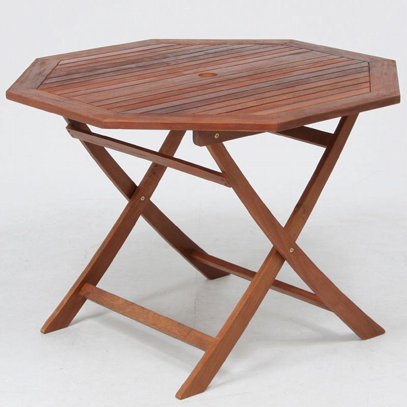 八角テーブル 110cm  #GT05FB 人気