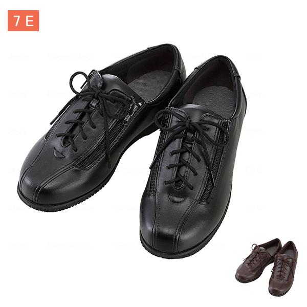 徳武産業 コンフォートIII 7E 7040 (介護靴 屋外 室内履き あゆみシューズ) 介護用品