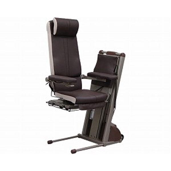 (当店は土・日曜日はポイント+5倍!!)(代引き不可) 独立宣言 暖らん DSDAR コムラ製作所 (電動 介護 椅子 立ち上がり 楽 椅子 立ち上がり補助) 介護用品