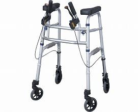 セーフティーアーム UXタイプウォーカー SAUX イーストアイ イーストアイ セーフティーアーム UXタイプウォーカー アームレストタイプ SAUX (介護 歩行器 歩行補助器 折たたみ) 介護用品