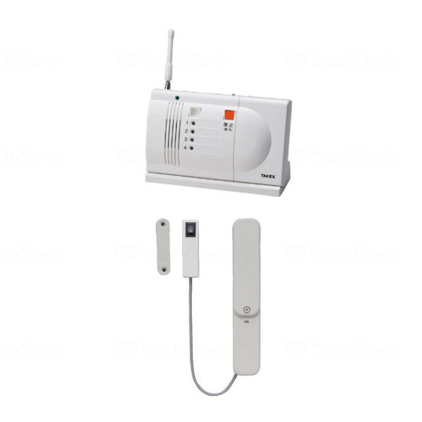 (代引き不可)徘徊お知らせ開見(あけみ)ちゃん HCS-115(T)卓上型受信機セット 竹中エンジニアリング 介護用品