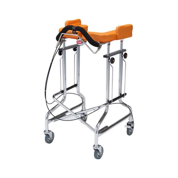 (当店は土日はポイント+5倍!!)(代引き不可) アルコー1G-C型 100565 星光医療器製作所 (歩行器 歩行車 歩行補助 ブレーキ 折りたたみ) 介護用品
