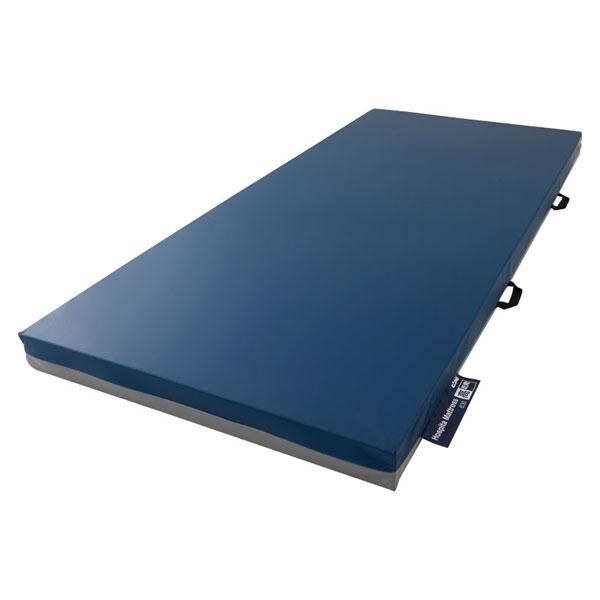 (代引き不可) ホスピタマットレス 900 CR-287 幅90cm (幅90×長さ191×厚さ8.5cm) ケープ (リバーシブル マットレス) 介護用品