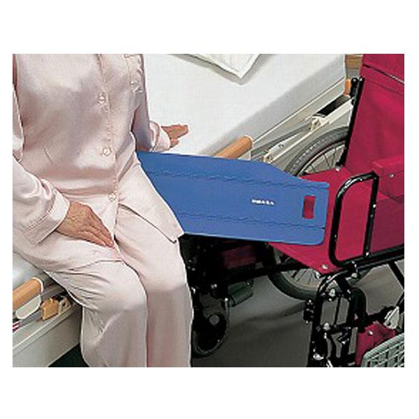 【当店は土日はポイント+5倍!!】移座えもんボード ブルー モリトー(移乗シート 介護 滑りやすく 移動 移動 車椅子) 介護用品