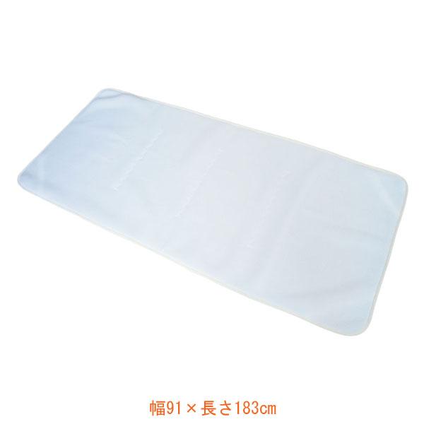 (お買い物マラソン限定 ポイント5倍!!)(代引き不可) 床ずれ防止 ベッドパッド ブレイラプラス BRPS-910S 幅91×長さ183cm グローバル産業 (体圧分散 通気) 介護用品【532P16Jul16】