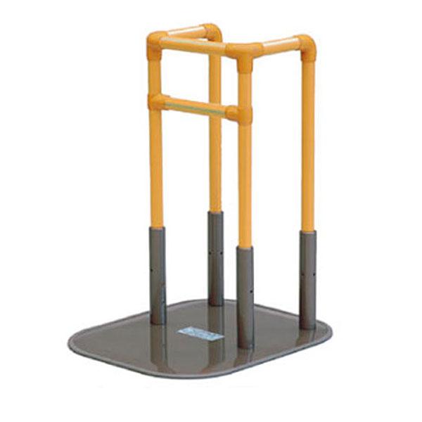 たちあっぷ CKA-03 矢崎化工 (立ち上がり手すり 立ち上がり補助手すり おきあがり 室内 木目調 転倒防止) 介護用品