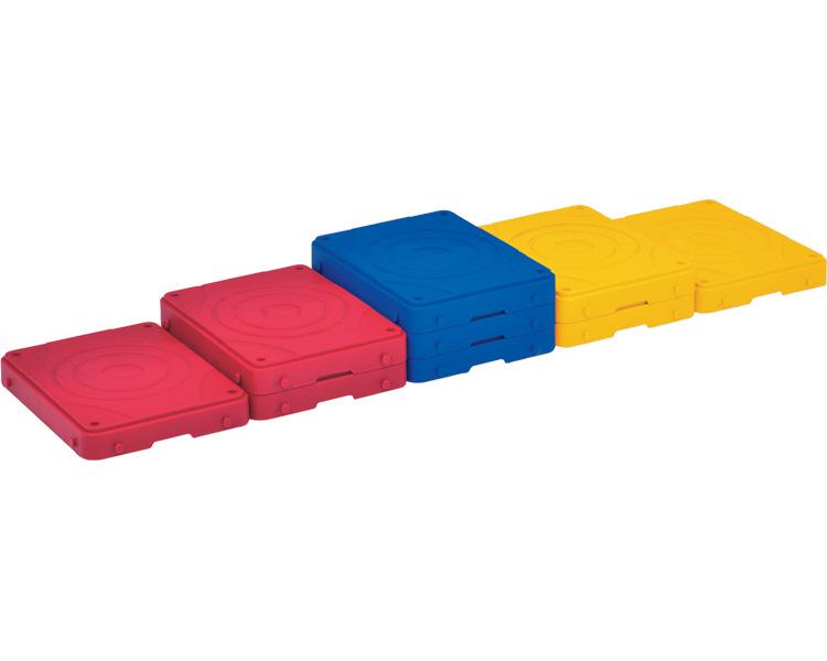 (代引き不可)ジョイントステップブロック H-7351 トーエイライト介護用品