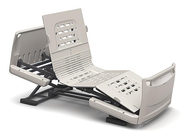 (代引き不可)楽匠Z 3モーション 樹脂ボード / KQ-7320 91cm幅 ミニ パラマウントベッド介護用品