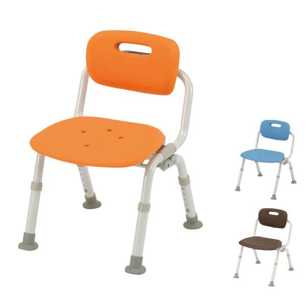 【当店は土日はポイント+5倍!!】シャワーチェア[ユクリア]ミドルワンタッチおりたたみN PN-L42221 パナソニックエイジフリーライフテック (介護 風呂椅子 入浴 椅子 背もたれ 椅子) 介護用品