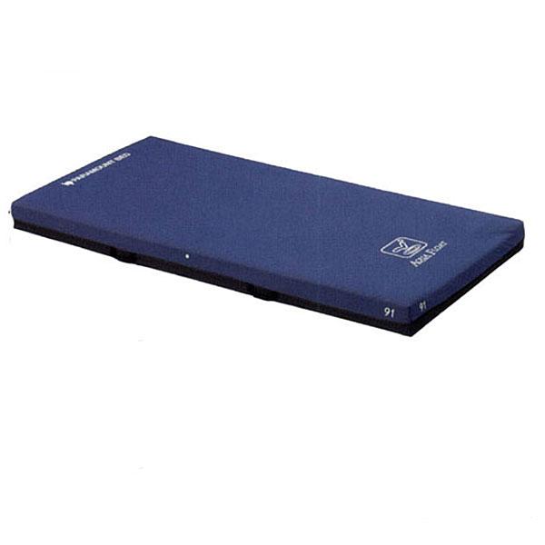 (代引き不可) アクアフロートマットレス 通気タイプ 83cm幅 KE-843Q パラマウントベッド (ウレタンマット 介護ベッド 褥瘡予防 マット 体圧分散 床ずれ予防 通気) 介護用品