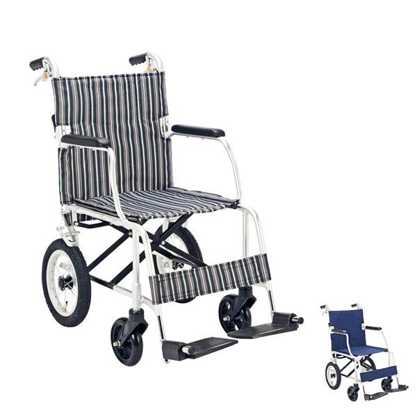 (キャッシュレス還元 5%対象)(代引き不可) 介助車いす ファイン マキライフテック (軽量車イス 介助用車椅子 介助式車いす)介護用品