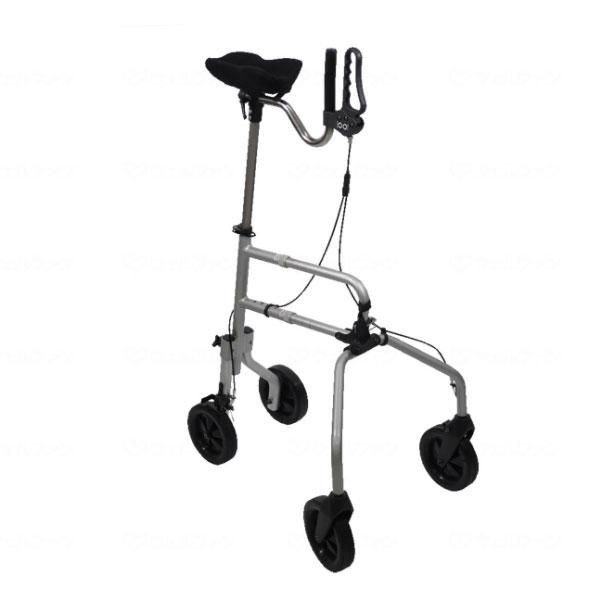 快速ウォーカー 9901 ウェルファン (歩行車 シルバーカー) 介護用品