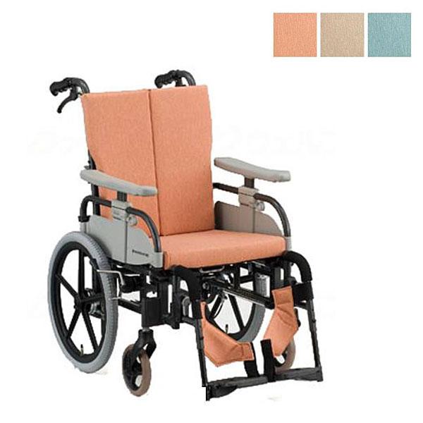 (代引き不可)介助用車いす Slimタイプ / KK-361SA パラマウントベッド 介護用品