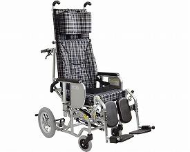 (代引き不可)クリオネット (ふくらはぎパッドタイプ) AYK-40EL カワムラサイクル (リクライニング 車いす ティルト) 介護用品 【532P16Jul16】