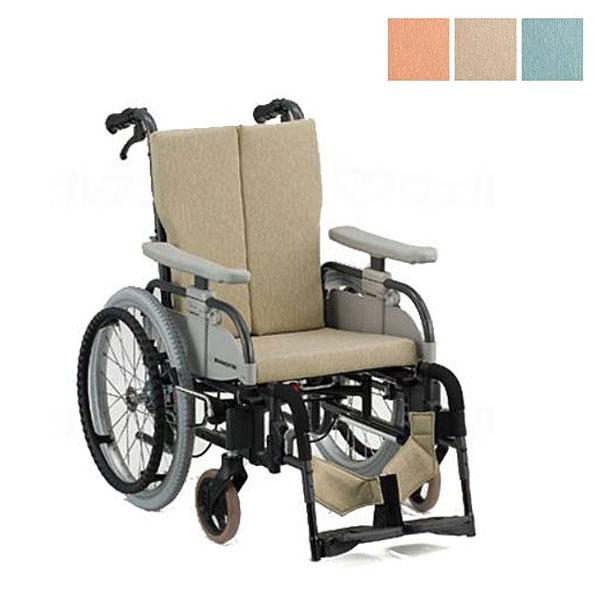 (代引き不可)自走用車いす Wideタイプ / KK-410WA パラマウントベッド 介護用品