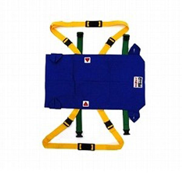 (代引き不可) 介護担架ベルカ KB-90 松岡 (移乗 移動 緊急時) 介護用品